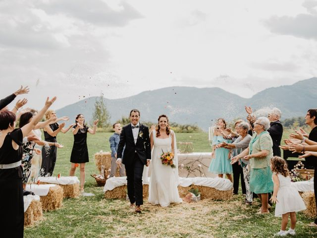 La boda de Josep y Yolanda en Camprodon, Girona 16