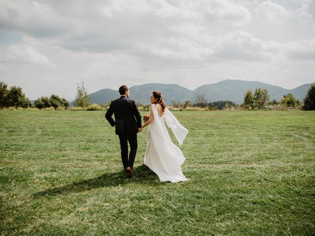 La boda de Josep y Yolanda en Camprodon, Girona 26
