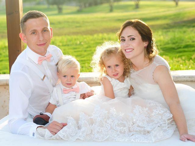 La boda de Timothy Rodgers y Angela Saura en San Javier, Murcia 5