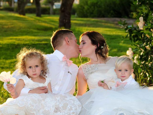 La boda de Timothy Rodgers y Angela Saura en San Javier, Murcia 7