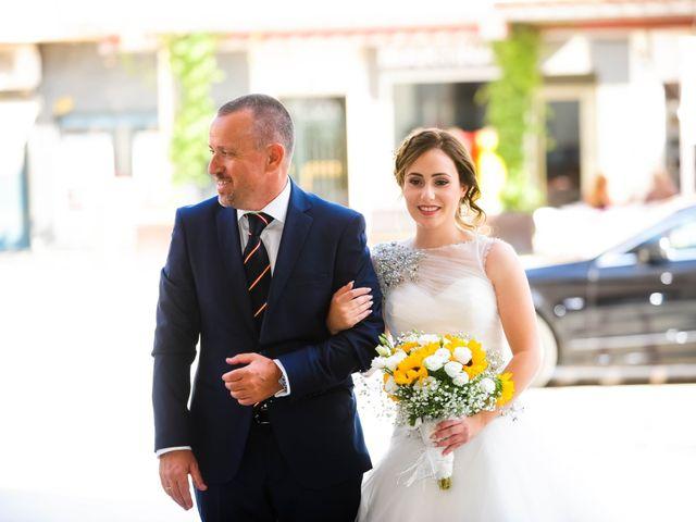 La boda de Timothy Rodgers y Angela Saura en San Javier, Murcia 9