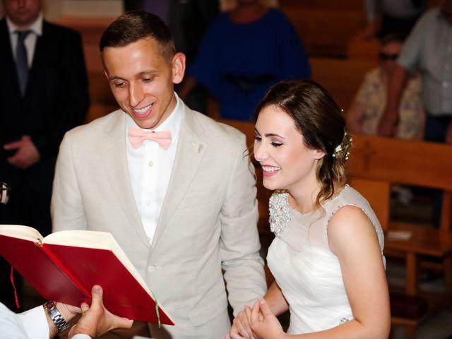 La boda de Timothy Rodgers y Angela Saura en San Javier, Murcia 10