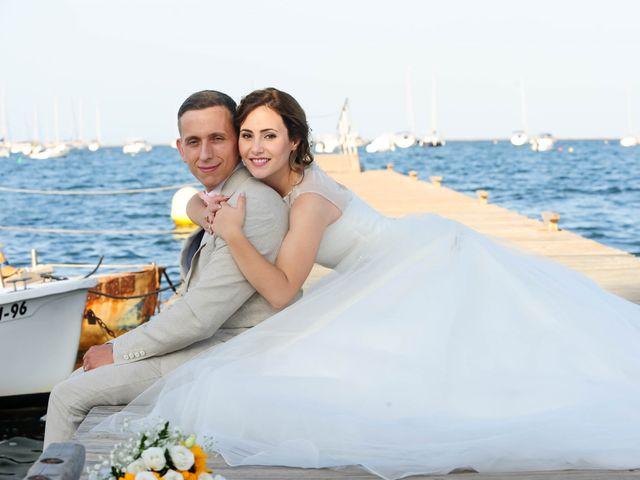 La boda de Timothy Rodgers y Angela Saura en San Javier, Murcia 13