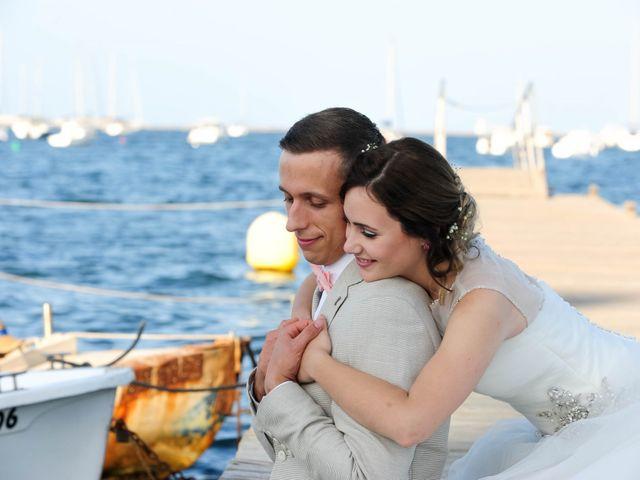 La boda de Timothy Rodgers y Angela Saura en San Javier, Murcia 14