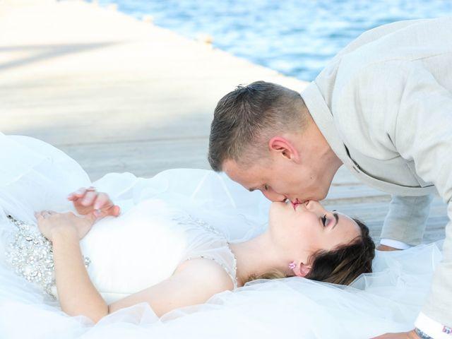 La boda de Timothy Rodgers y Angela Saura en San Javier, Murcia 15
