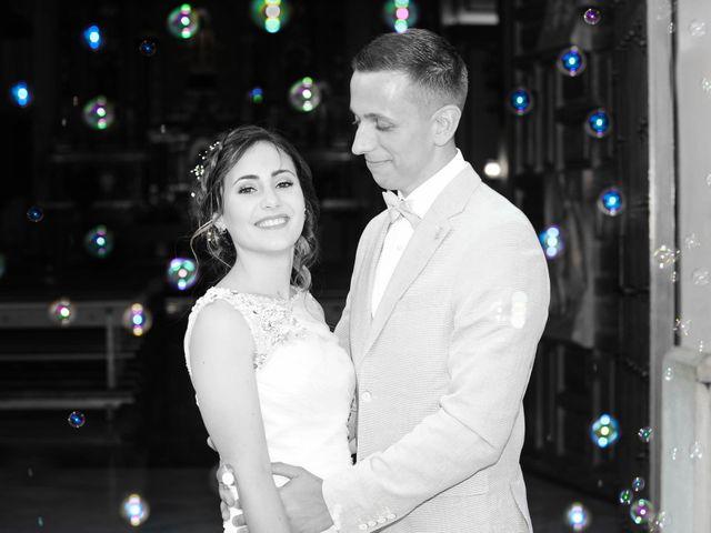 La boda de Timothy Rodgers y Angela Saura en San Javier, Murcia 16