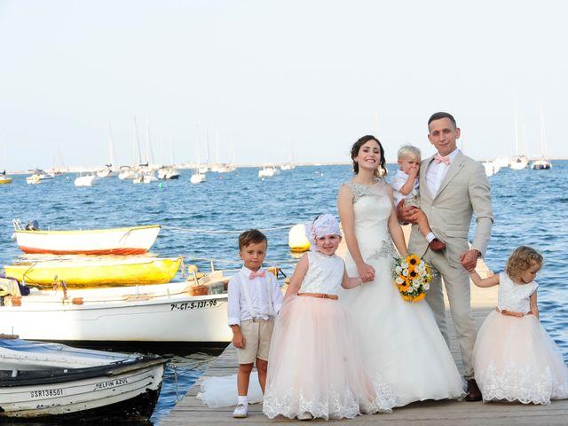 La boda de Timothy Rodgers y Angela Saura en San Javier, Murcia 17