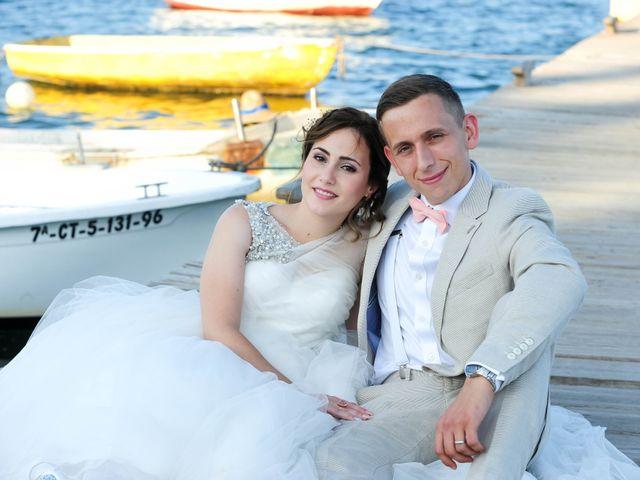 La boda de Timothy Rodgers y Angela Saura en San Javier, Murcia 19