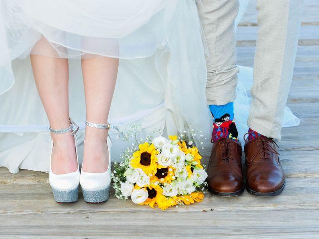 La boda de Timothy Rodgers y Angela Saura en San Javier, Murcia 20