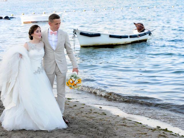 La boda de Timothy Rodgers y Angela Saura en San Javier, Murcia 21