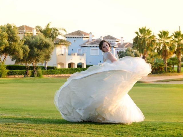 La boda de Timothy Rodgers y Angela Saura en San Javier, Murcia 22