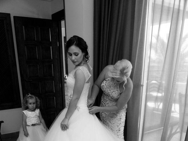 La boda de Timothy Rodgers y Angela Saura en San Javier, Murcia 25