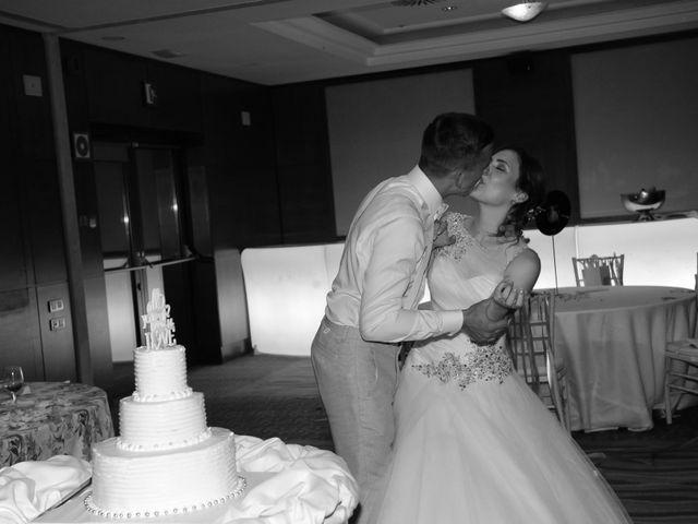La boda de Timothy Rodgers y Angela Saura en San Javier, Murcia 27