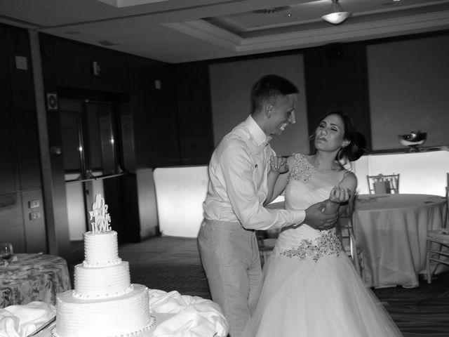 La boda de Timothy Rodgers y Angela Saura en San Javier, Murcia 28