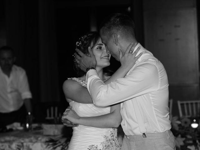 La boda de Timothy Rodgers y Angela Saura en San Javier, Murcia 29