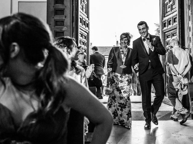 La boda de Arturo y Vicky en Boadilla Del Monte, Madrid 16
