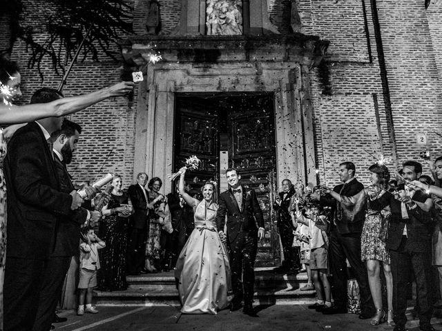 La boda de Arturo y Vicky en Boadilla Del Monte, Madrid 23