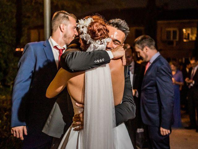 La boda de Arturo y Vicky en Boadilla Del Monte, Madrid 25