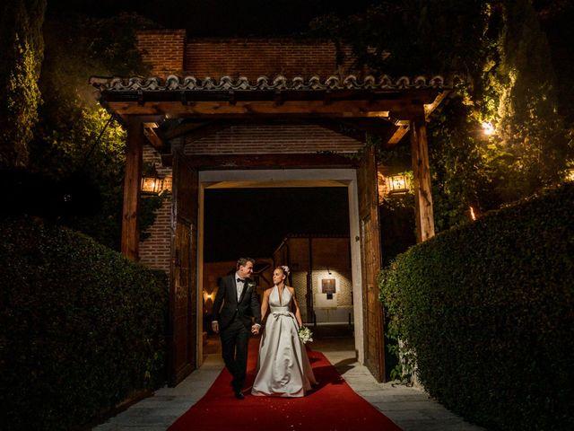La boda de Arturo y Vicky en Boadilla Del Monte, Madrid 26