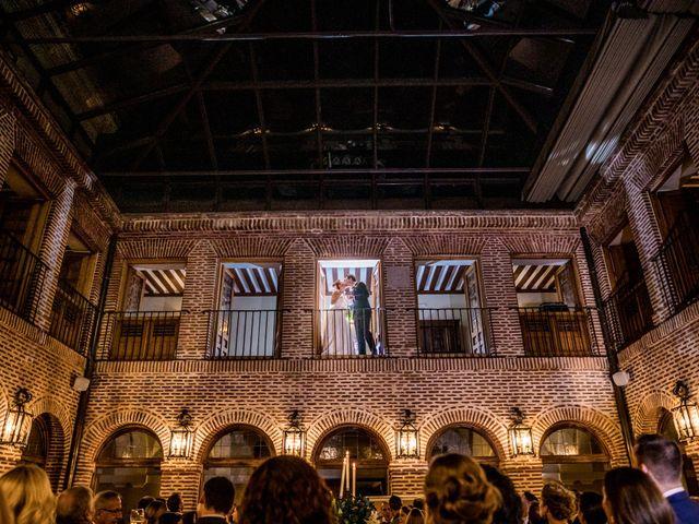 La boda de Arturo y Vicky en Boadilla Del Monte, Madrid 1