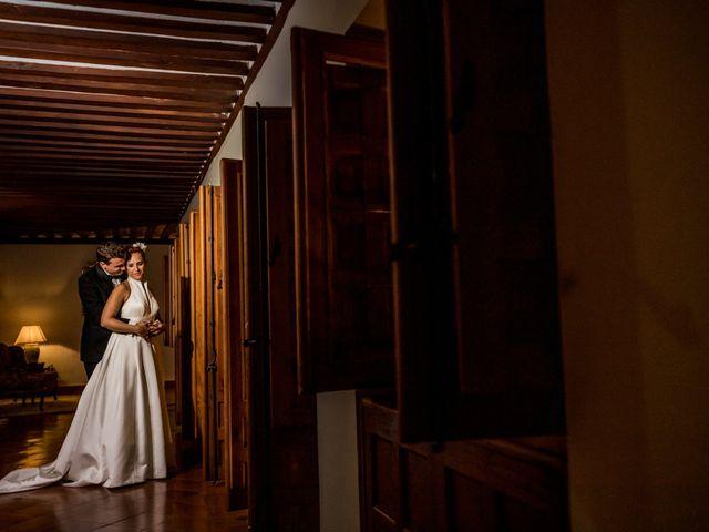La boda de Arturo y Vicky en Boadilla Del Monte, Madrid 34