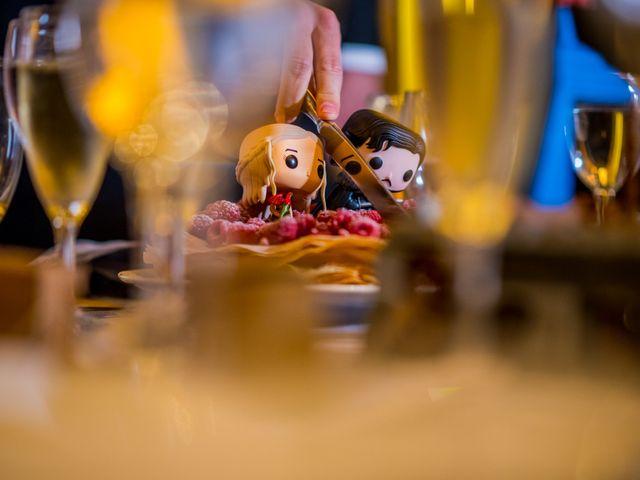 La boda de Arturo y Vicky en Boadilla Del Monte, Madrid 41