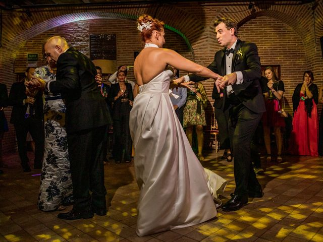 La boda de Arturo y Vicky en Boadilla Del Monte, Madrid 43