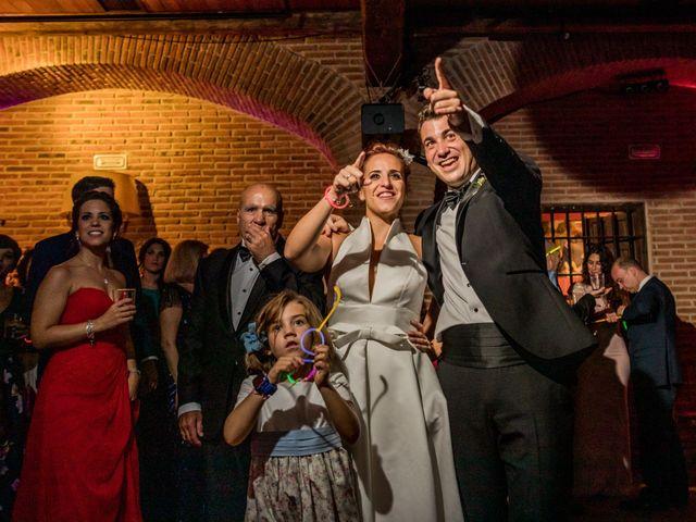 La boda de Arturo y Vicky en Boadilla Del Monte, Madrid 44