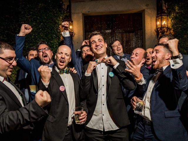 La boda de Arturo y Vicky en Boadilla Del Monte, Madrid 47