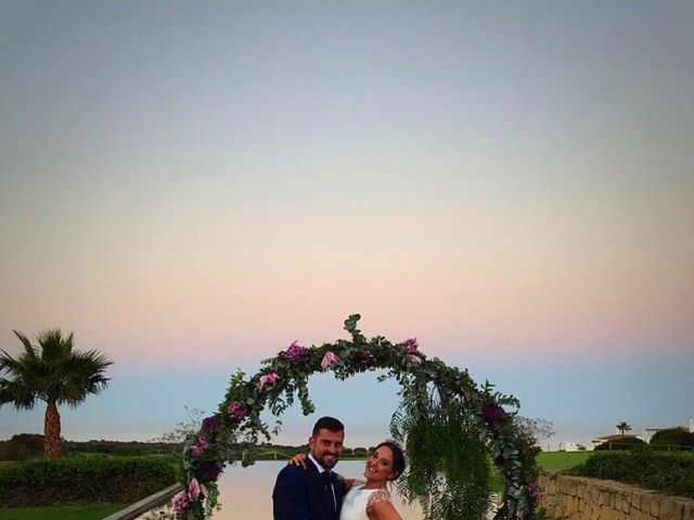 La boda de Leticia y Álvaro en San Roque, Cádiz 1