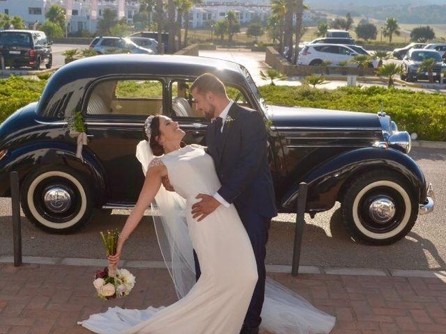 La boda de Leticia y Álvaro en San Roque, Cádiz 5