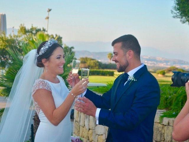 La boda de Álvaro y Leticia