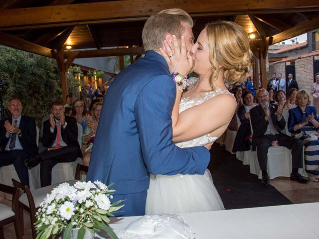 La boda de Janine y Pablo