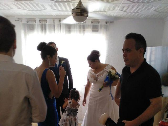 La boda de Toni y Lidia en Potries, Valencia 1
