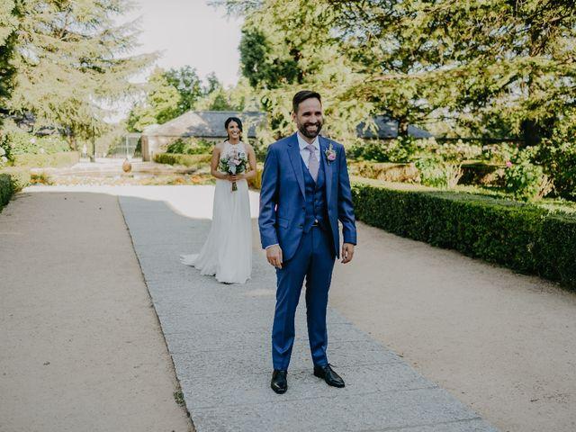 La boda de Massiel  y Óscar