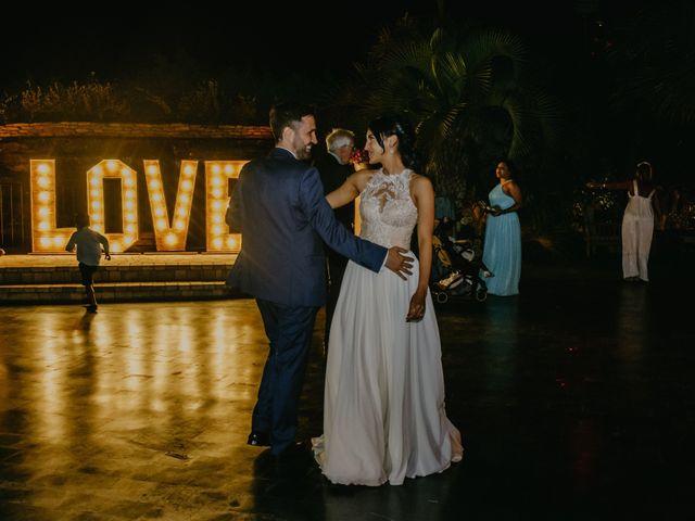 La boda de Óscar  y Massiel  en El Escorial, Madrid 38