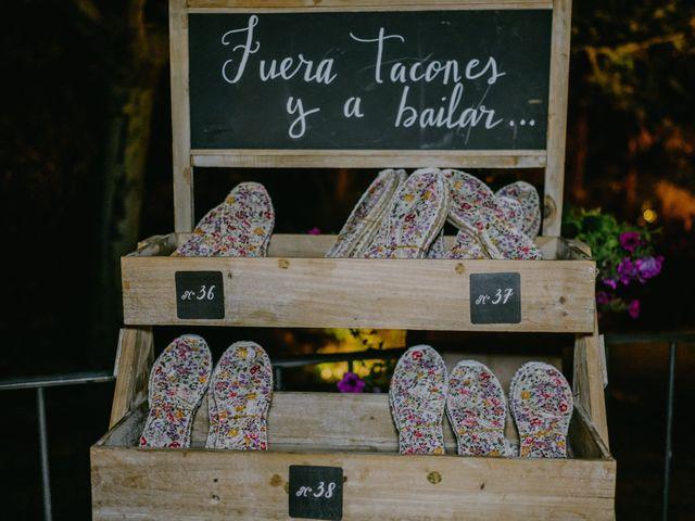 La boda de Óscar  y Massiel  en El Escorial, Madrid 44