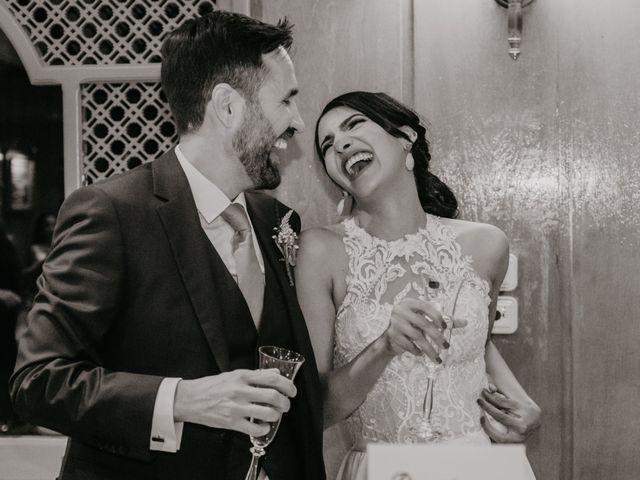 La boda de Óscar  y Massiel  en El Escorial, Madrid 55