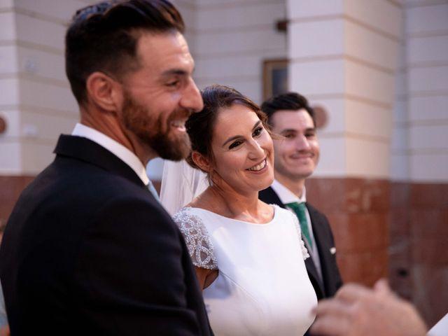 La boda de Manuel y Gema en Málaga, Málaga 1