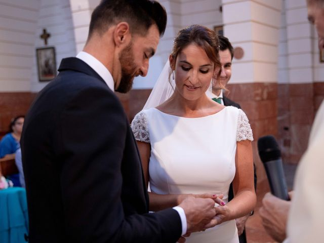 La boda de Manuel y Gema en Málaga, Málaga 2