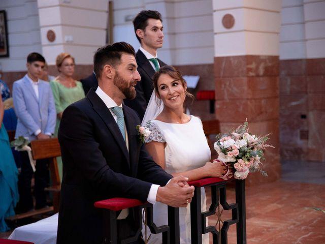 La boda de Manuel y Gema en Málaga, Málaga 4
