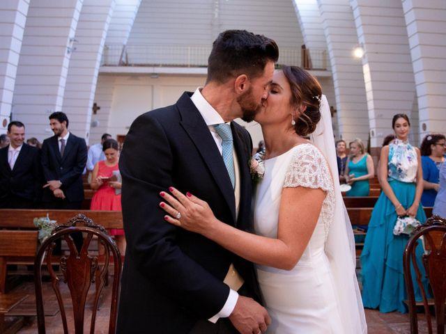 La boda de Manuel y Gema en Málaga, Málaga 5