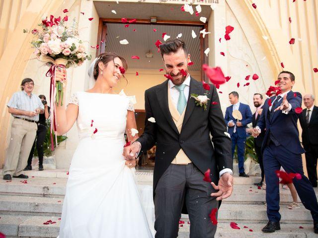 La boda de Manuel y Gema en Málaga, Málaga 6