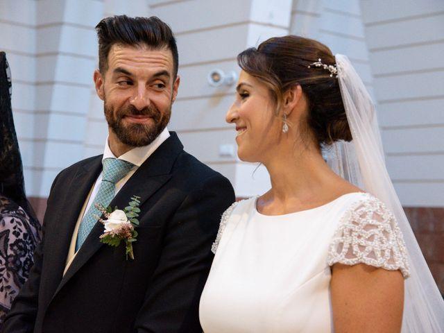 La boda de Manuel y Gema en Málaga, Málaga 38