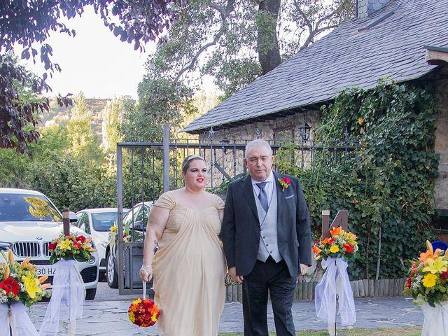 La boda de Javi y Nieves en San Roman De Bembibre, León 6