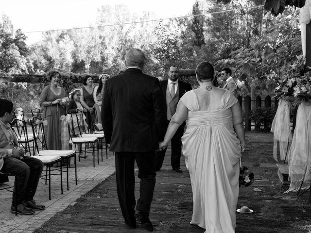 La boda de Javi y Nieves en San Roman De Bembibre, León 7