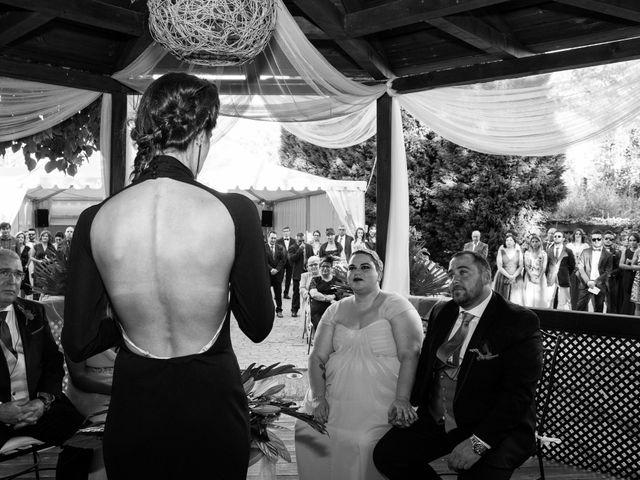 La boda de Javi y Nieves en San Roman De Bembibre, León 8