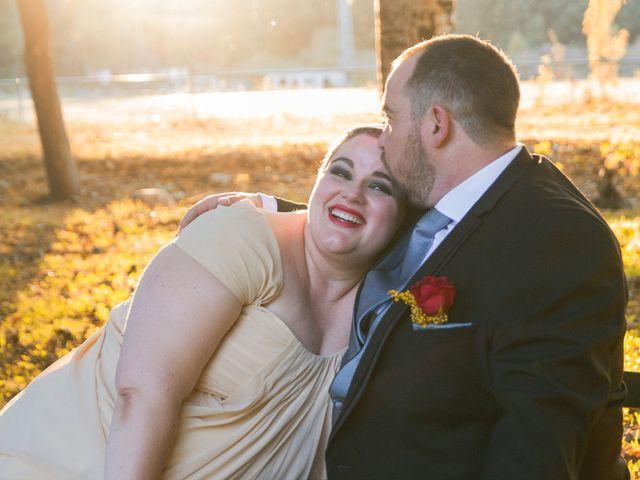 La boda de Nieves y Javi