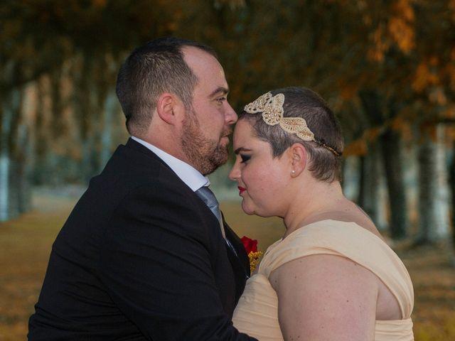 La boda de Javi y Nieves en San Roman De Bembibre, León 23