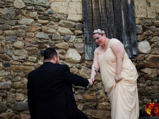 La boda de Javi y Nieves en San Roman De Bembibre, León 24